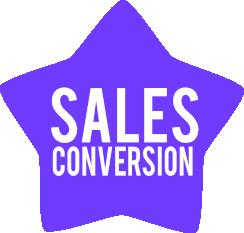 Sales Conversion